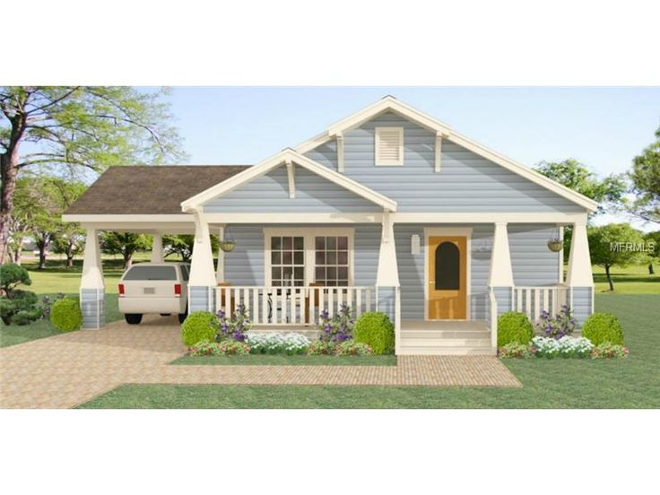 new bungalow homes