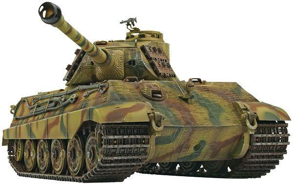 VS Tanks introduce King Tiger Porsche And Japanese Type 10 NATO Battle Tanks