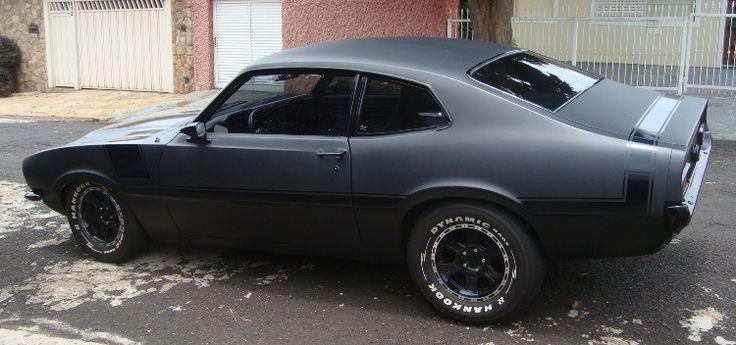 Maverick 1976 4cc turbo: Maverick 1976 4cc Turbo