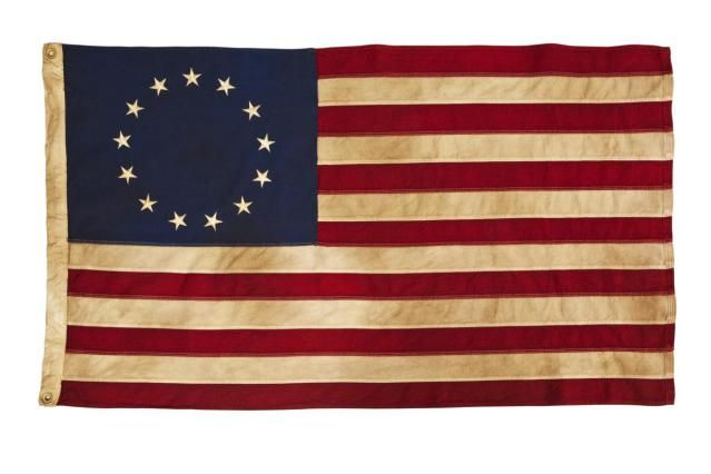 History of the American Flag. Learn about American flag history from 1777 to the present.