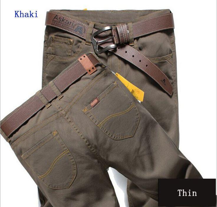 Fit Men Casual Pants
