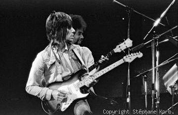 Jeff Beck & Stanley Clarke