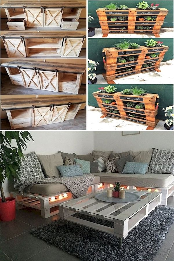 Pallet Furniture Blueprints Outside Pallet Couch How To Build