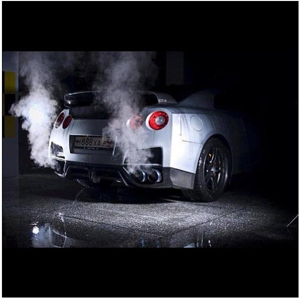 Smoking Nissan GTR!  #CarCreditTampa Happy Customer!  #YOUareAPPROVED, #UsedCars, www.carcredittampa.com
