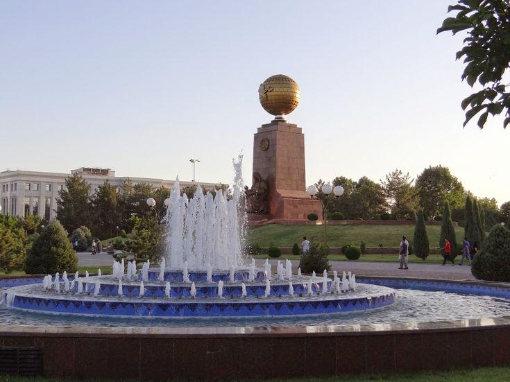 Taskent, capital of Uzbekistan