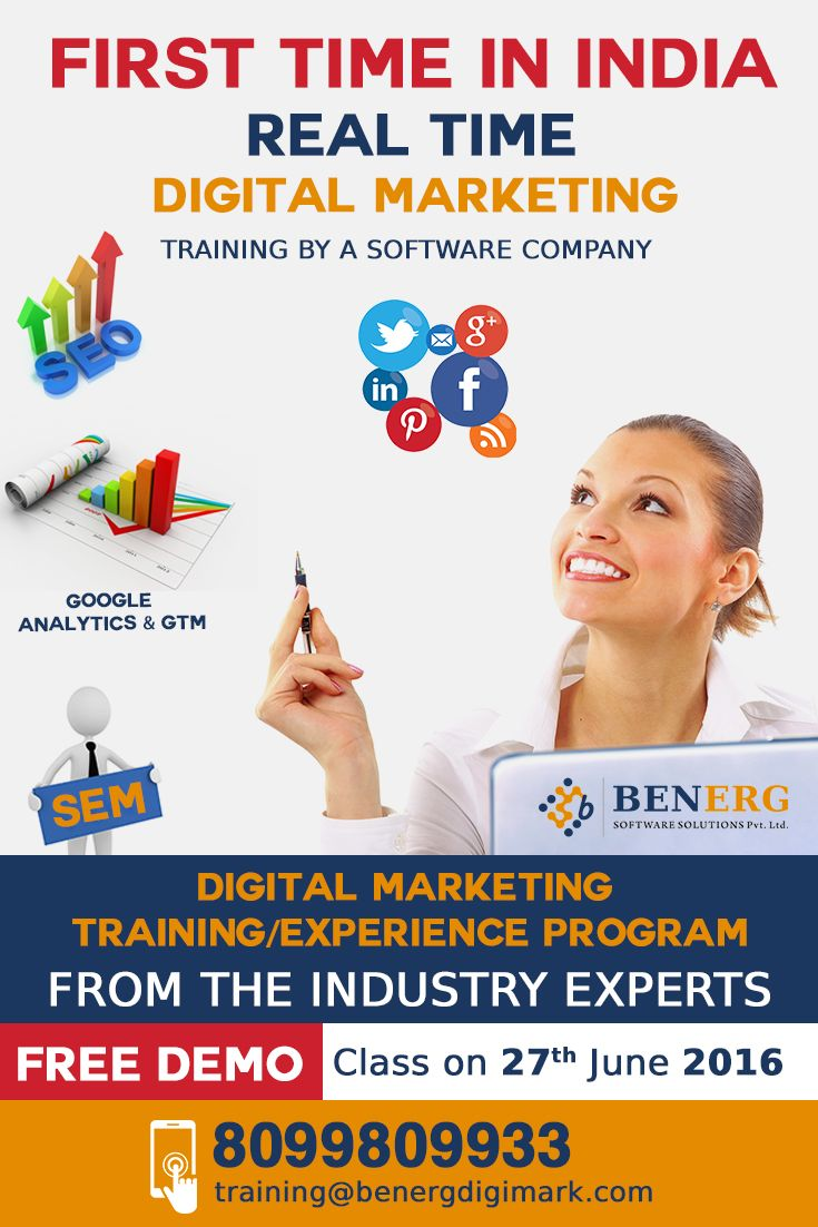 Looking for your career building? This is the right opportunity to boost up your skills. #DigitalMarketingTraining #ExperienceCertification #LiveProjects