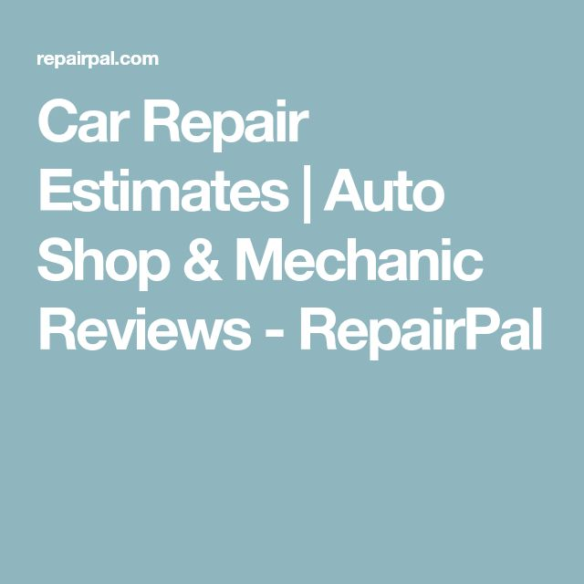 Best  Auto Repair Estimates Ideas On   Five Languages