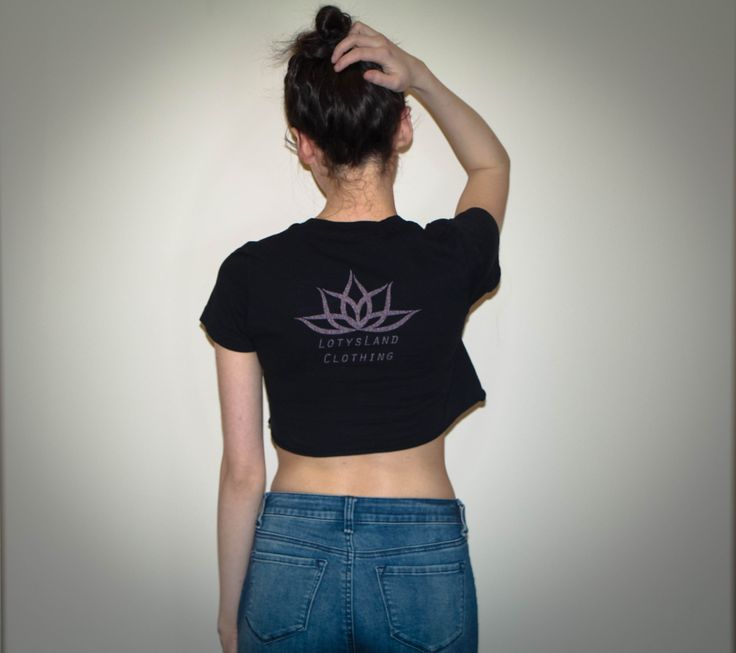 Fall in love with our100% cottonFloral LotysLand Crop Top.*10% of proceeds are directly donated to charities around the world. http://ow.ly/Z6b2N