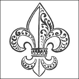 Fleur-de-lis Tattoo Designs and Meanings