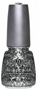 China Glaze- Glitz 'N Pieces