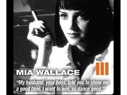 Mia...drink & sigaretta...