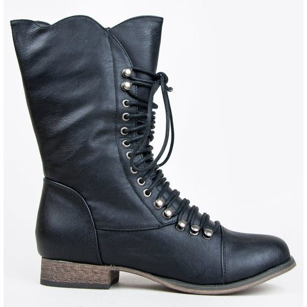 1000  ideas about Lace Up Combat Boots on Pinterest | Black army ...