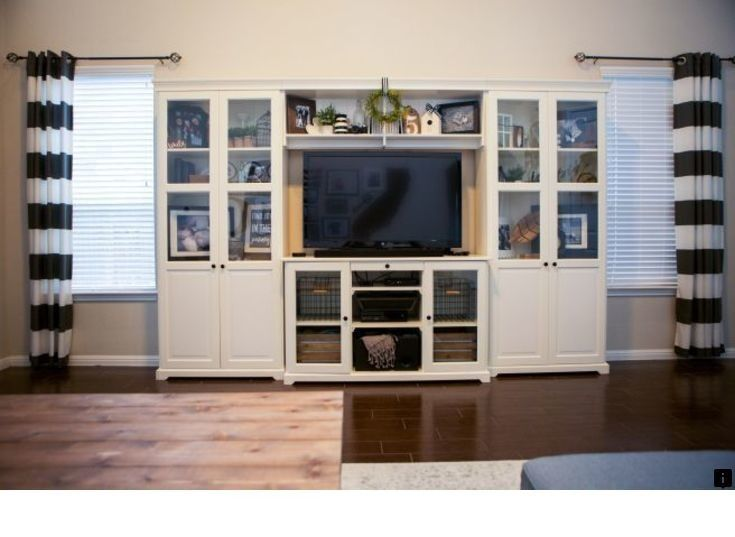 Read Information On Tv Wall Cabinet Click The Link To Learn More Looking At Our Website Is Farmhouse Entertainment Center Farmhouse Family Rooms Family Room