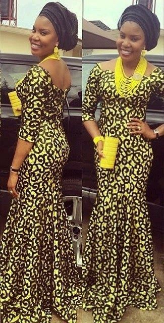 African Awareness Month will be observed in February. I am trying to encourage greater participation ... check this site for your fashion ideas
