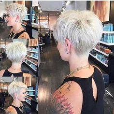 30+ Pixie Hairstyles You Should Try in 2017   The Best Short Hairstyles  for Women 2016