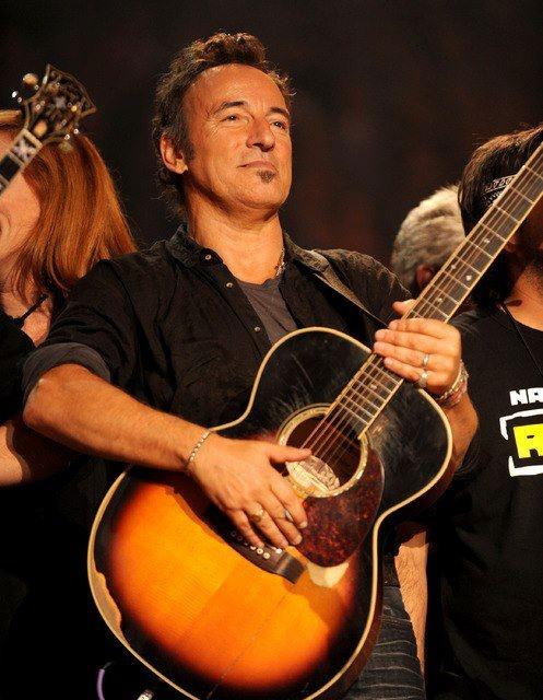 Bruce Springsteen Concert. Harley Reunion at Summerfest