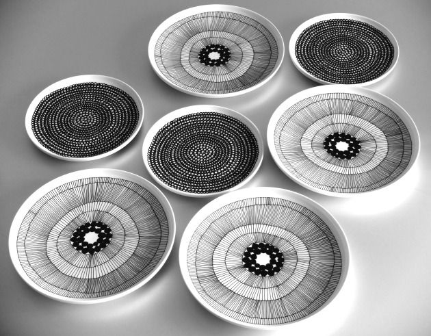 Marimekko plates