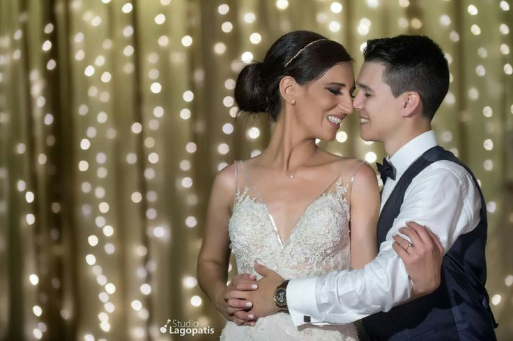 """""""You don't #marry the person you can live with... you marry the person you can't live without"""" !!!  #wedding #groom #bride #lights #totallyinlove #weddingphotographer  #justmarried #newlyweds #mrandmrs www.lagopatis.gr"""
