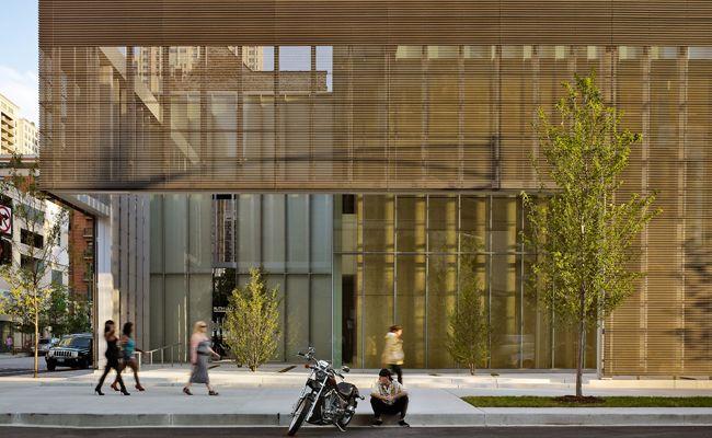 Poetry Foundation by John Ronan Architects.  #charlesdiago #charlesmitchem #archrecord