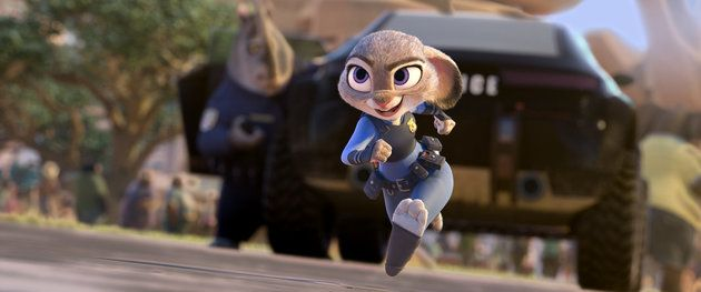 You'll Want To Protect Your Leopard-Print Jeggings After Seeing This 'Zootopia' Clip