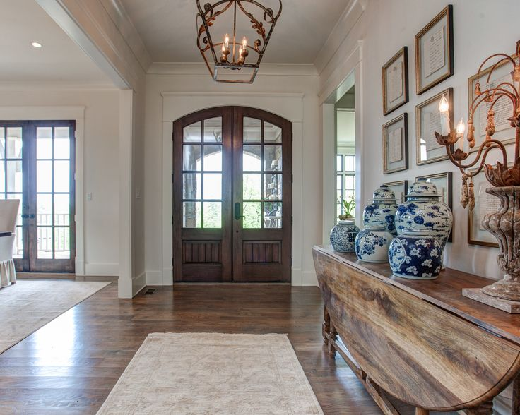 The behind the scenes pics and all of the images of the Southern Living  House in Little Rock Arkansas designed by the Sisters of Providence  Design...