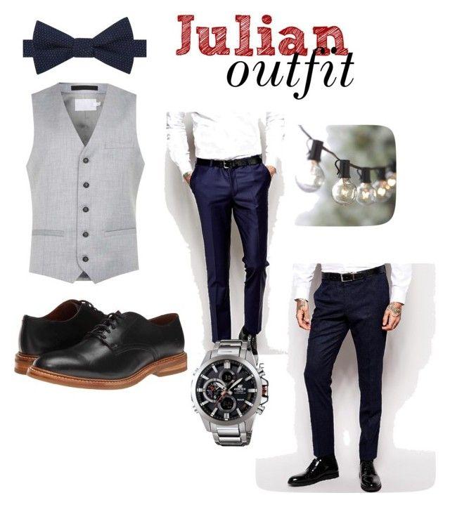 Outfit Julian boda