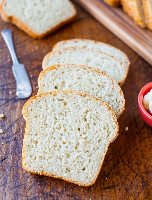 Soft And Fluffy Sandwich Bread With Images Sandwich Bread