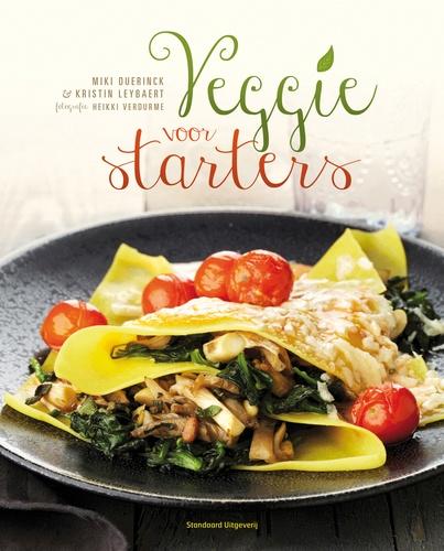 Veggie voor starters (Miki Duerinck & Kristin Leybaert)