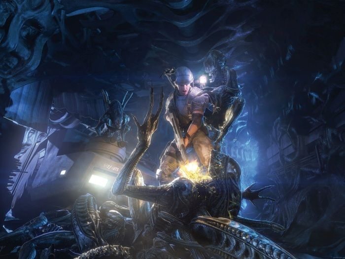Looking Forward to a New Online Alien vs Predator Game