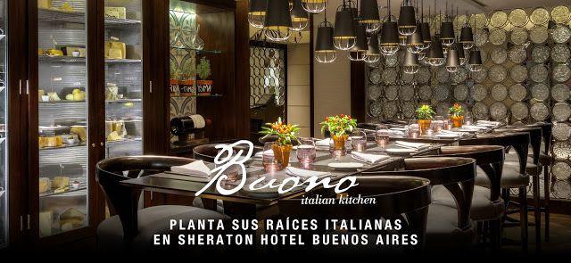 Buono es una nueva propuesta gastronómica que se instaló en Buenos Aires