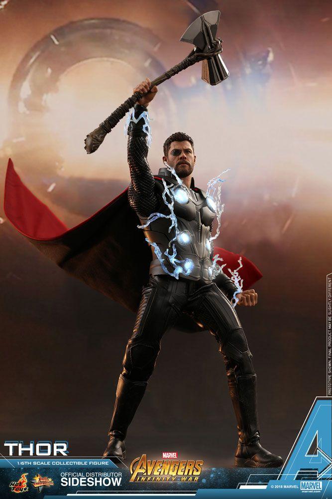 Thor Odinson With Stormbreaker Marvel Thor Marvel Infinity War Marvel Superheroes