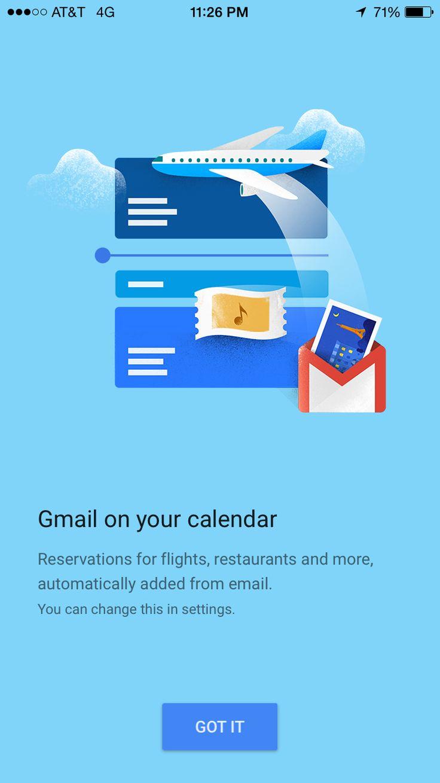 Google Calendar Onboarding