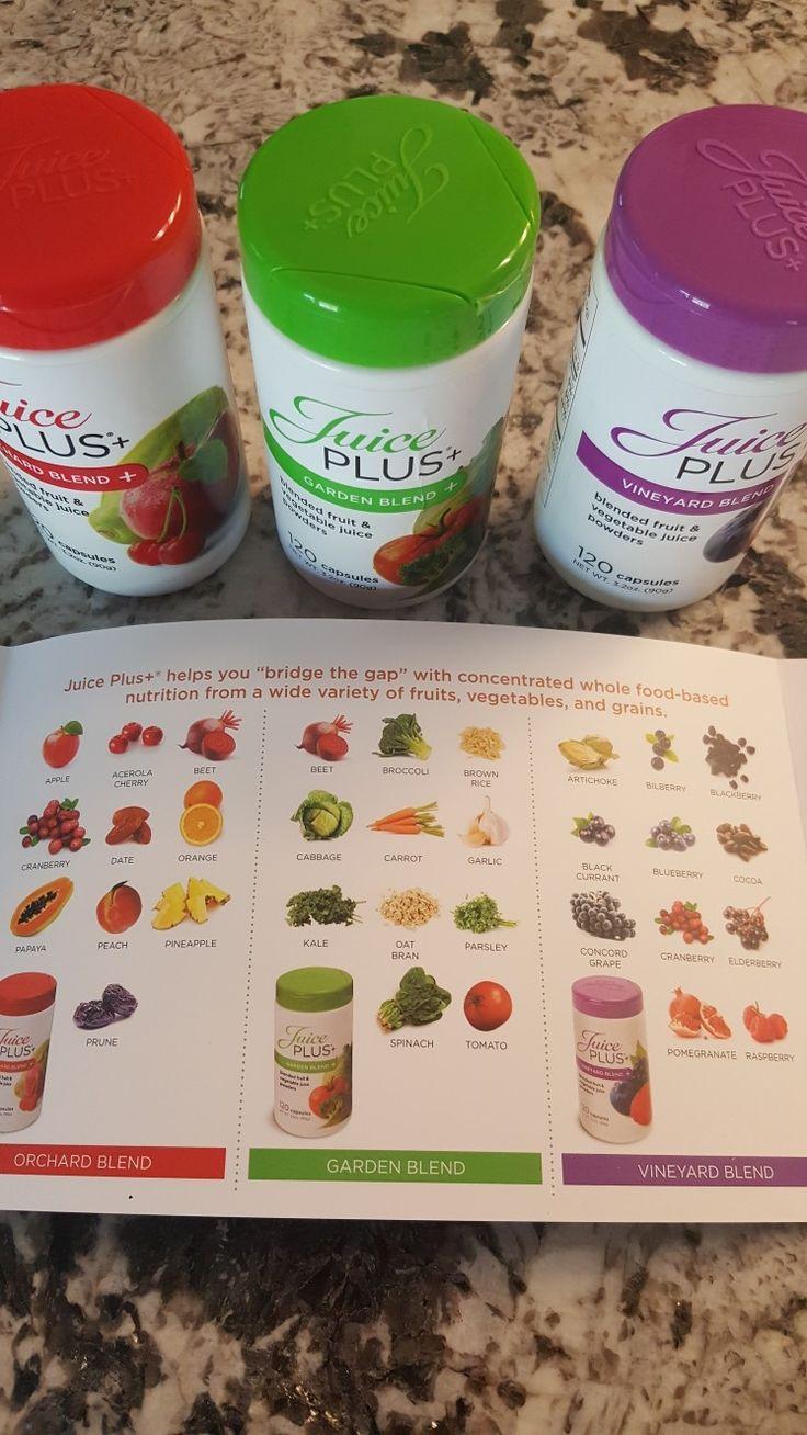 94 best Juice Plus images on Pinterest | Healthy living ...