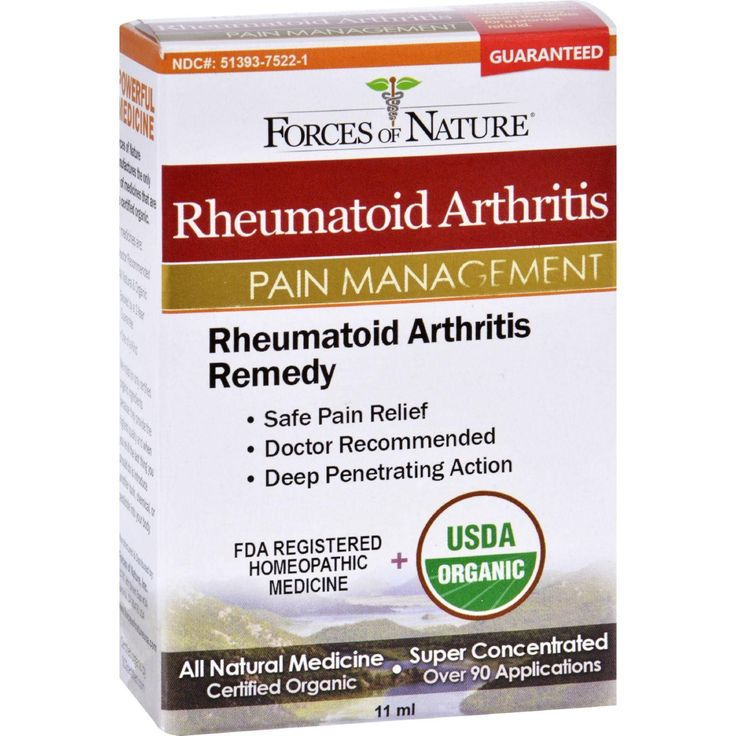 Fast Acting All Natural Rheumatoid Arthritis Treatment Rheumatoid Arthritis Pain Management is truly a new landmark in the fight against arthritis - it is the first and only registered rheumatoid arth