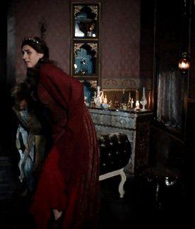 Dilasub's red dress, 2x30 (seen on Safiye S1,... - Magnificent Wardrobe