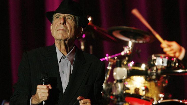 Nachruf: Leonard Cohen - der Poet der leisen Töne und letzte Weise der Pop-Musik - kurier.at