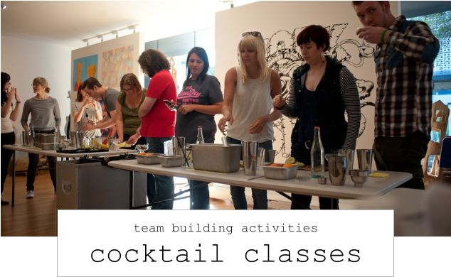 Corporate Classes  www.cocktails.ie