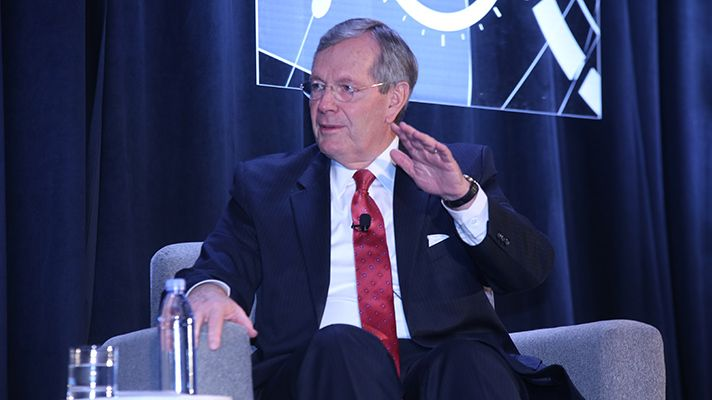 Faulkner, Boehner, Leavitt, Rometty, Kansky, McClellan, Slavitt and others talk to packed audiences in Orlando about the current state of healthcare IT and next steps for the industry.