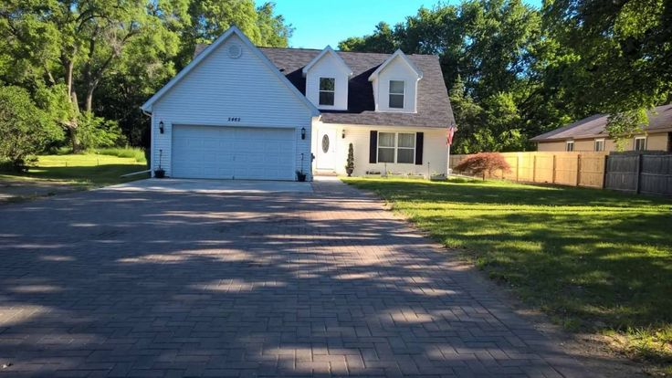 Concrete Driveway, Stamped Colored Concrete, Commercial and Residential ...