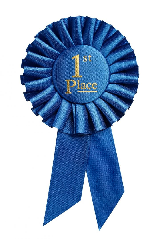 Rosette Ribbon Award 1st Transparent Background Png Clipart Clip Art Free Clip Art Transparent Background