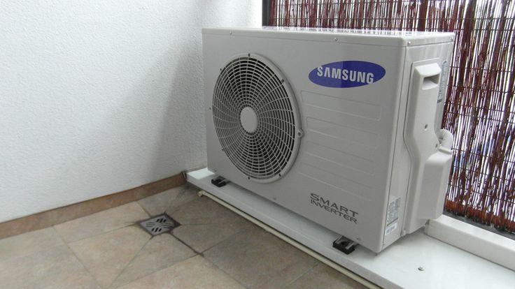 Jednostka zewnętrzna klimatyzatora Samsung serii E+