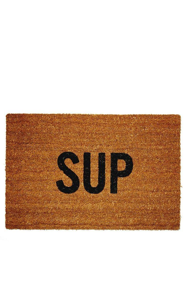 Nasty Gal  Sup Doormat