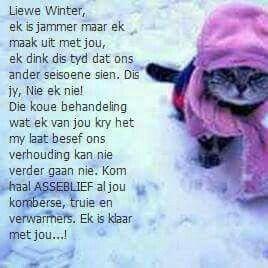Liewe Winter