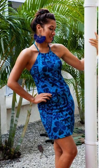 35 Best Samoan Puletasi Images On Pinterest Island Wear