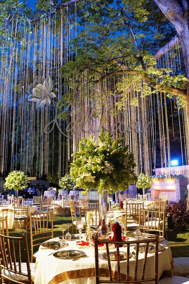 Wedding and Sangeet Decor -Beautiful Nature Inspired Decor | WedMeGood #wedmegood #wmgdecor