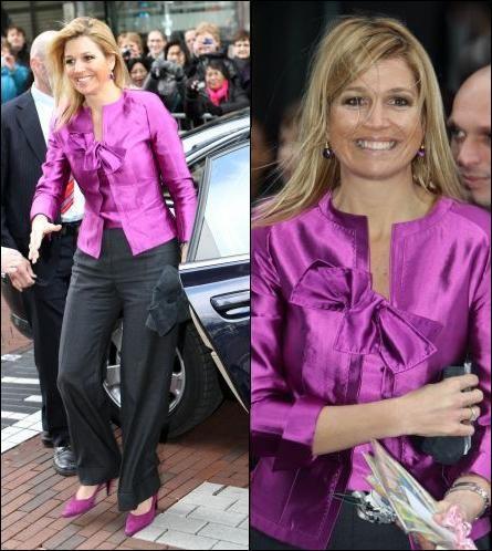 Herdragen kleding prinses Maxima 26 | ModekoninginMaxima.nl