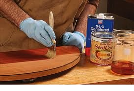 Choosing And Applying a Traditional Shellac Finish by Jeff Jewitt.