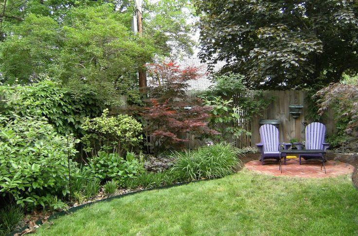 Shade Gardens Under Tree