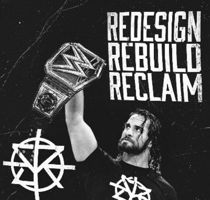 New Seth Rollins