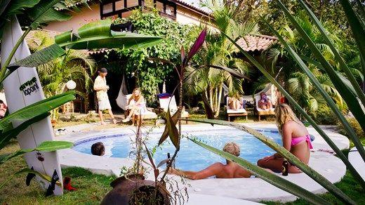 Nyhet: Surfcamp Costa Rica